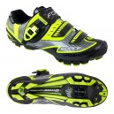 Tretry FORCE MTB CARBON DEVIL, fluo - 94002